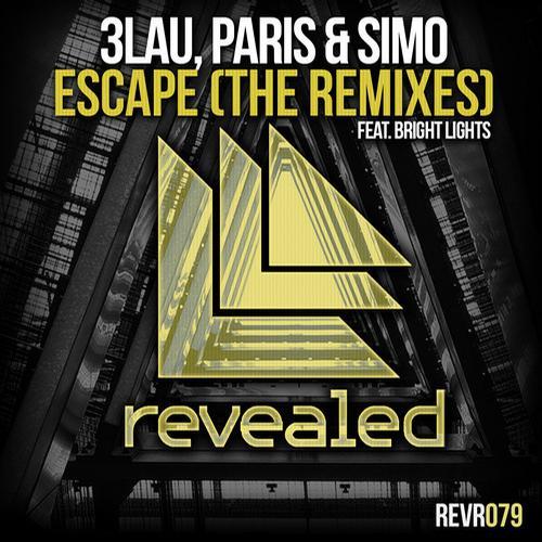 Album Art - Escape - The Remixes