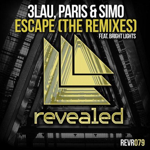 Album Art - ?Escape - The Remixes