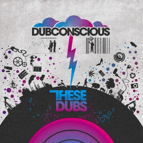 Album Art - These Dubs