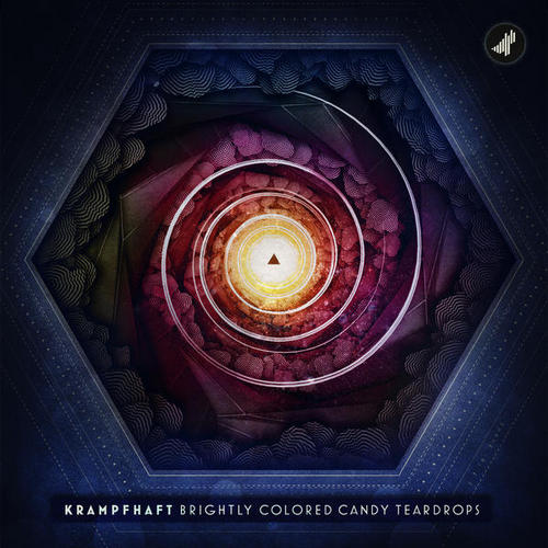 Album Art - Brightly Colored Candy Teardrops