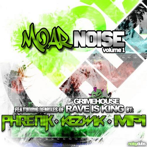 Album Art - Moar Noise Vol.1 Grimehouse