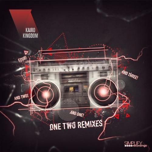 Album Art - One Two Remixes