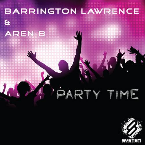 Party Time Album Art