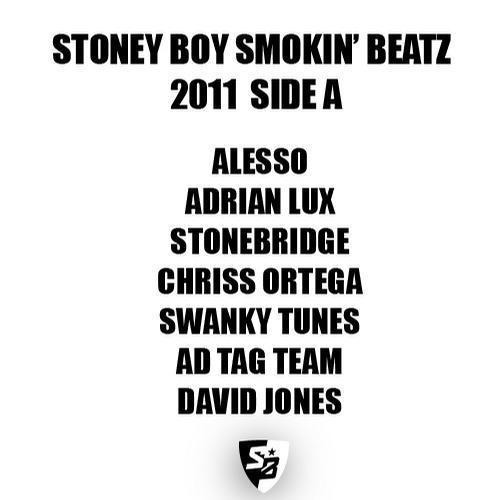 Album Art - Stoney Boy Smokin' Beatz 2011 Side A
