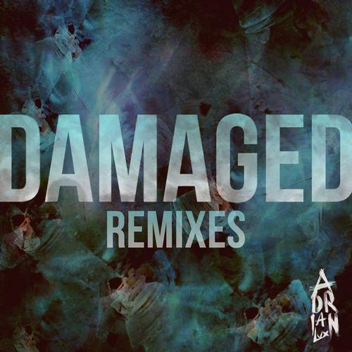 Album Art - Damaged - Remixes