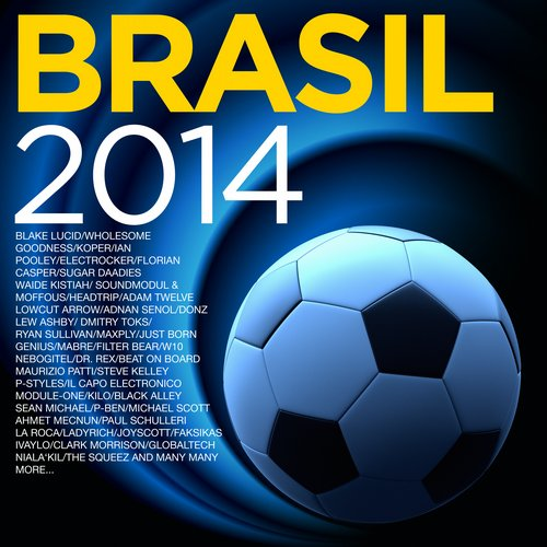 Album Art - Brasil 2014