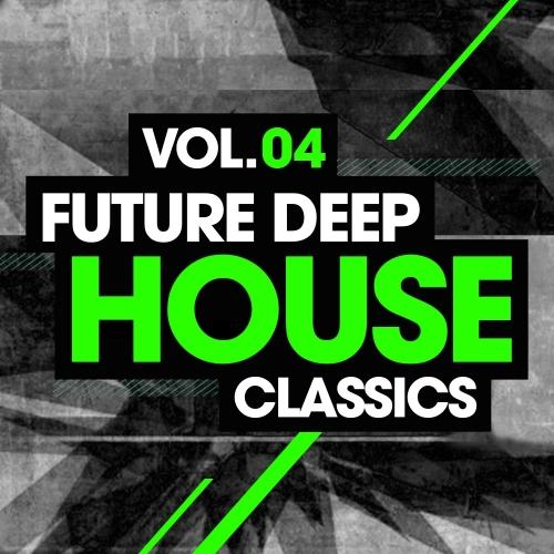 Future Deep House Classics Vol. 4 Album Art