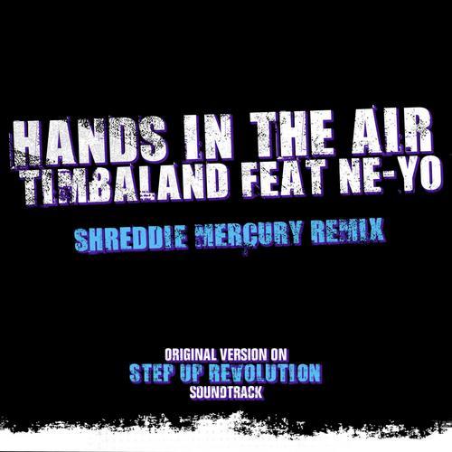 Album Art - Hands In The Air (Shreddie Mercury Remix)