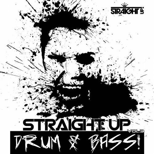 Album Art - Straight Up Drum & Bass! Vol. 3
