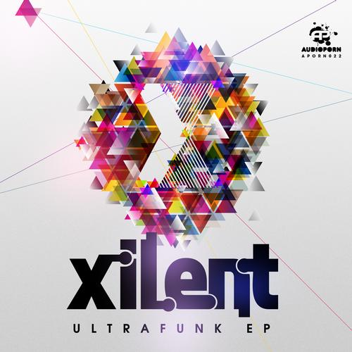 Album Art - Ultrafunk EP