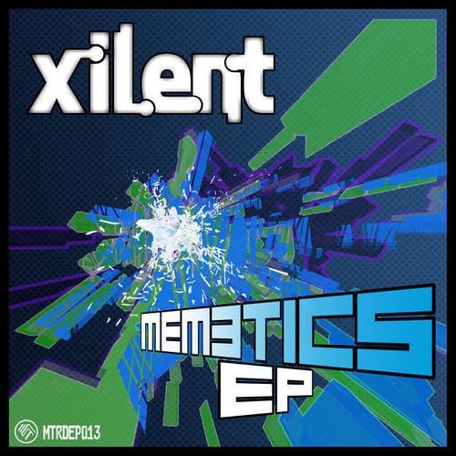 Album Art - Memetics EP