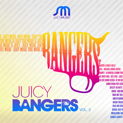 Album Art - Juicy Bangers Volume 2