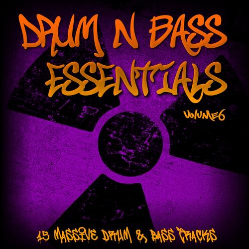 Album Art - Drum N Bass Essentials Vol 6