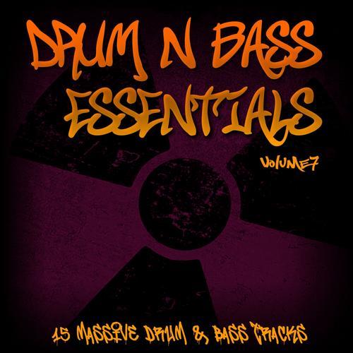 Album Art - Drum n Bass Essentials Vol 7