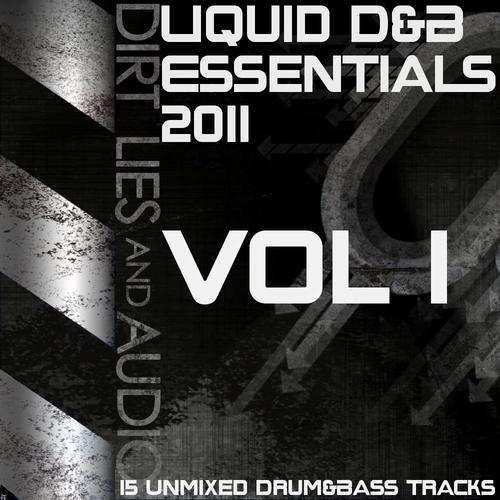 Album Art - Liquid D&B Essentials 2011 Vol. 1