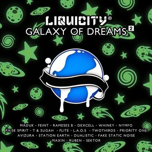 Album Art - Galaxy of Dreams 2 - (Liquicity Presents)