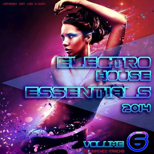 Album Art - Electro House Essentials 2014 Vol.6