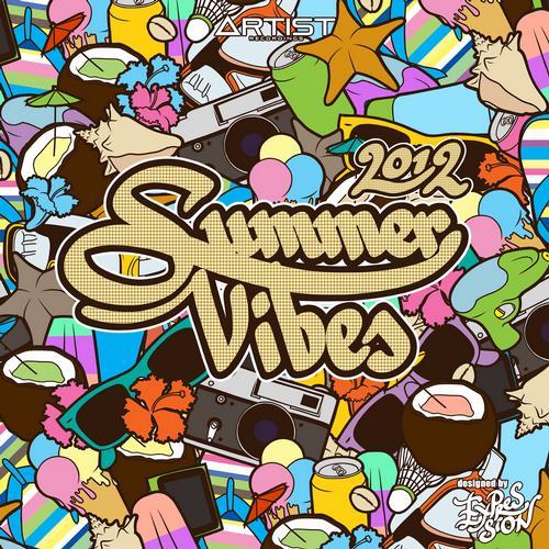 Album Art - Summer Vibes 2012