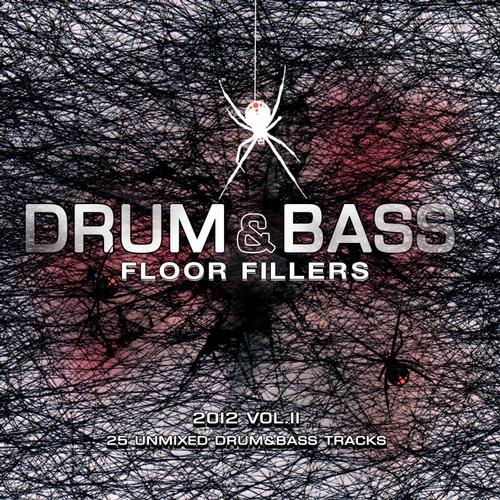 Album Art - Drum & Bass Floor Fillers 2012 Vol.2