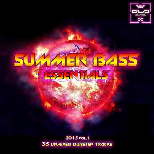 Album Art - Summer Bass Essentials Volume.1