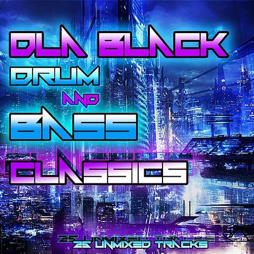 Album Art - DLA Black Drum & Bass Classics