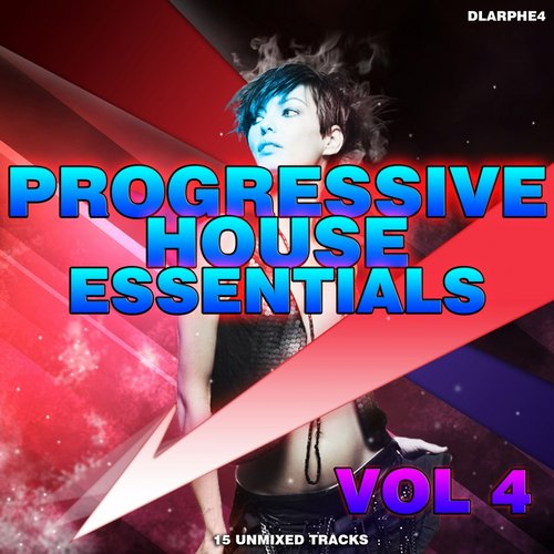 Album Art - Progressive House Essentials 2014 Vol. 4
