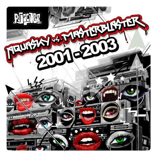 Album Art - 2001 - 2003
