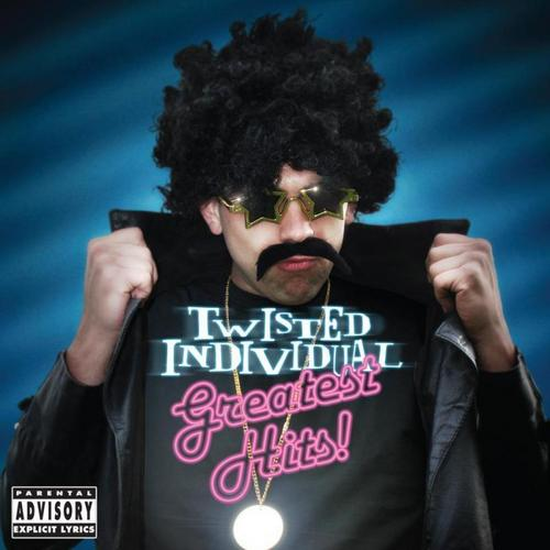 Greatest Hits! Album Art