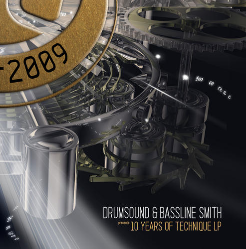 10 Years of Technique Album Art