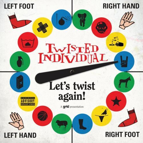 Album Art - Let's Twist Again