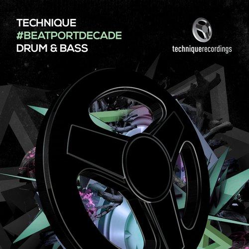 Album Art - Technique Recordings #BeatportDecade Drum & Bass