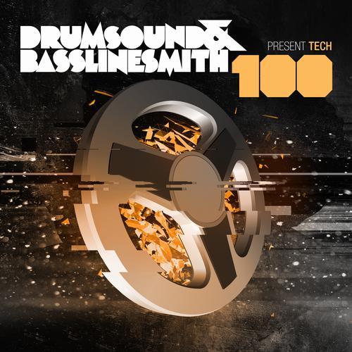 Drumsound & Bassline Smith Presents TECH 100 Album Art