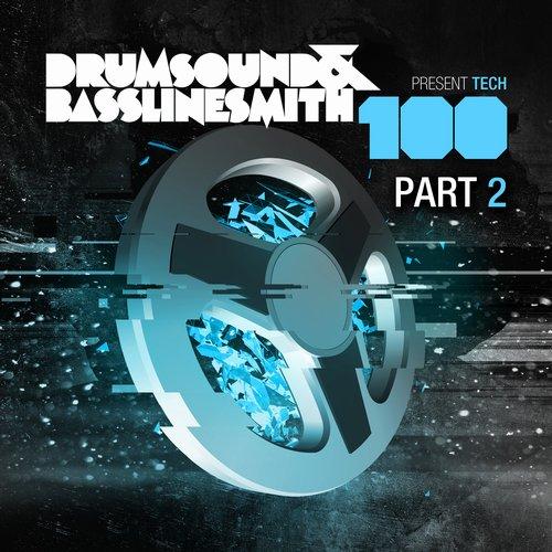 Album Art - Drumsound & Bassline Smith Presents TECH 100 Part 2