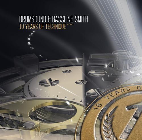 Album Art - 10 Years Of Technique EP - Part 1