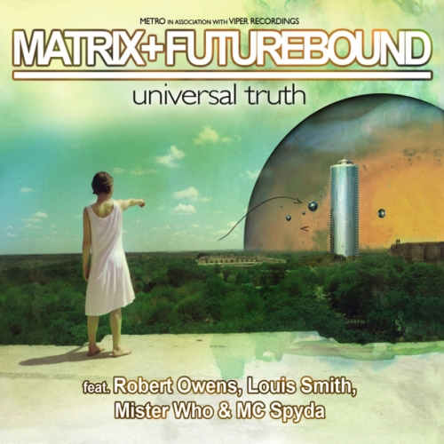 Album Art - Universal Truth