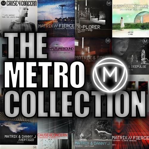 Album Art - THE METRO COLLECTION