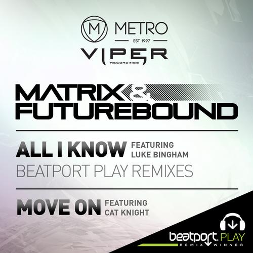 Album Art - All I Know (Beatport Play Remixes) / Move On