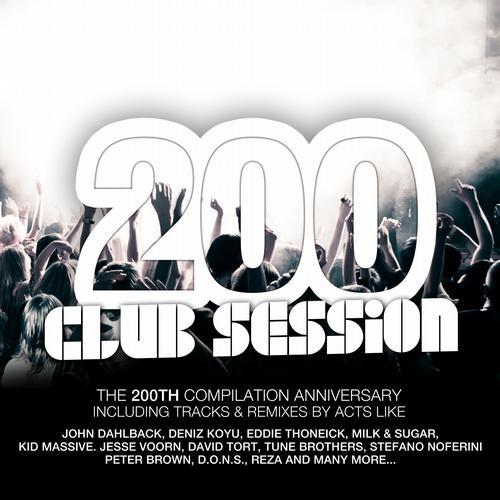 Album Art - Club Session 200