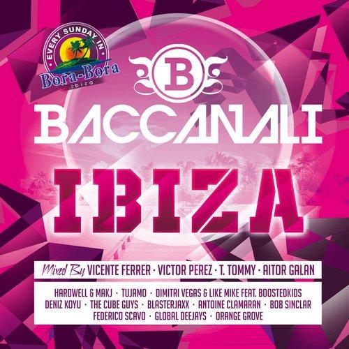 Baccanali Ibiza Album Art