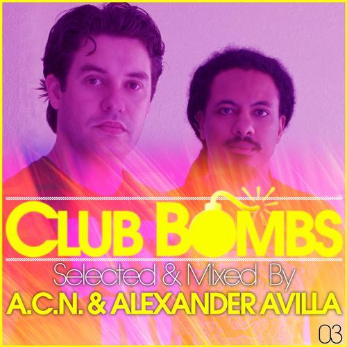 Album Art - Club Bombs 03