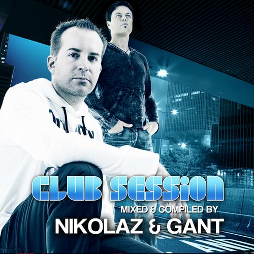 Album Art - Club Session Presented By Nikolaz & Gant