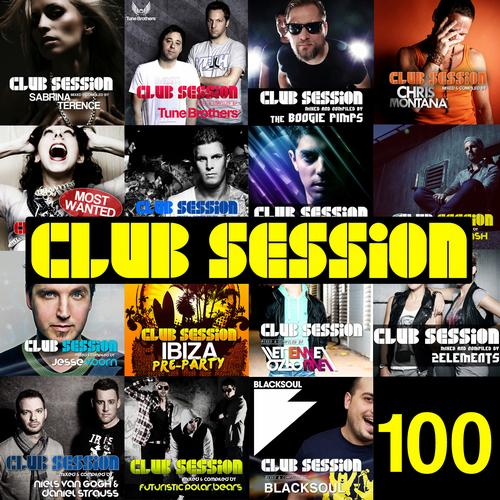 Album Art - Club Session 100