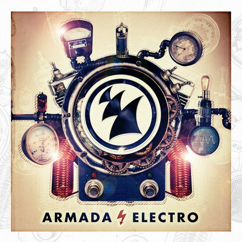 Album Art - Armada Electro - Extended Versions
