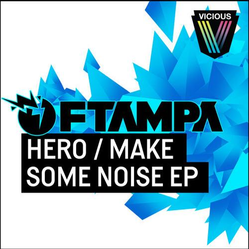 Album Art - Hero/Make Some Noise EP