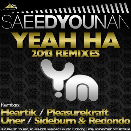Album Art - Yeah Ha 2013 Remixes