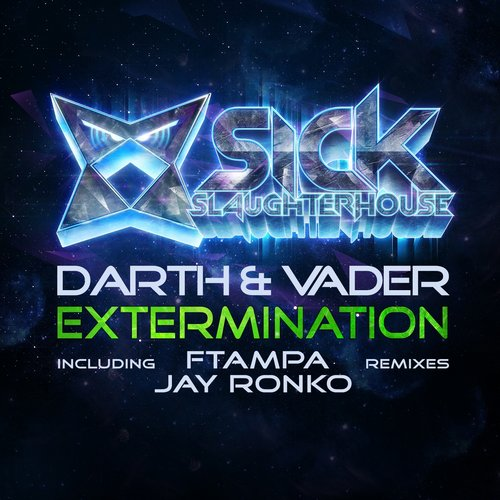 Album Art - Extermination (Remixes)