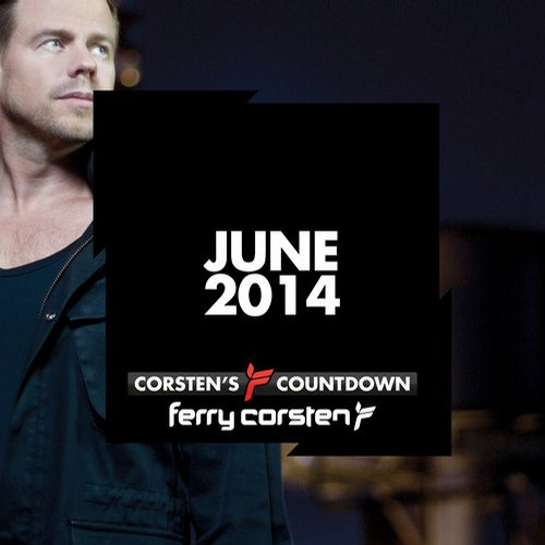 Album Art - Ferry Corsten presents Corsten's Countdown June 2014