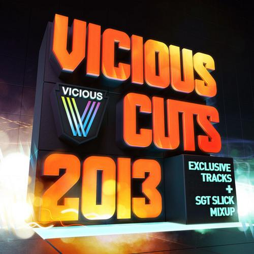 Album Art - Vicious Cuts 2013