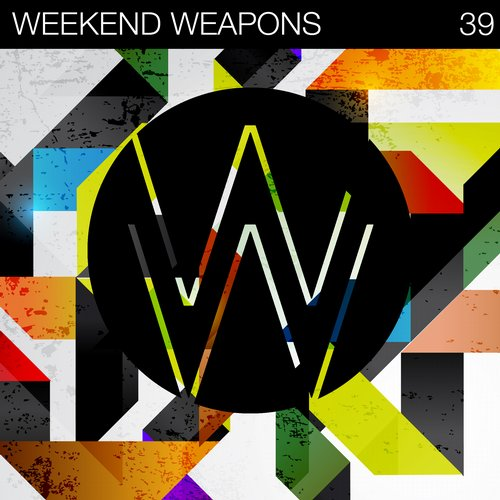 Album Art - Weekend Weapons 39