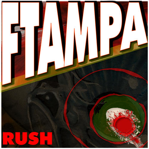 Album Art - Rush (FTampa Mix)